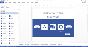Visio screenshot