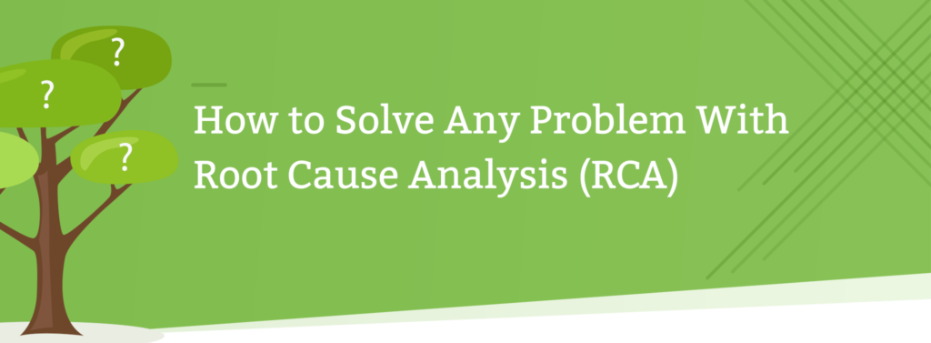 Root Cause Analysis headline