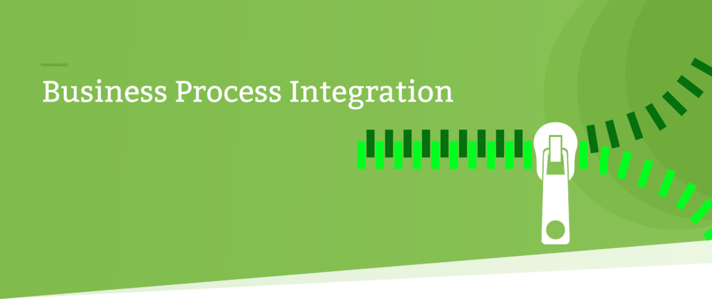 business process integration header