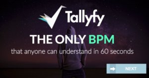 Tallyfy The only BPM that anyone can understand in 60 seconds